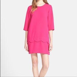Kate Spade Scallop Dress